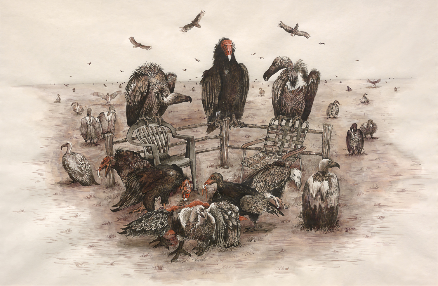 Buzzards_Last_Supper