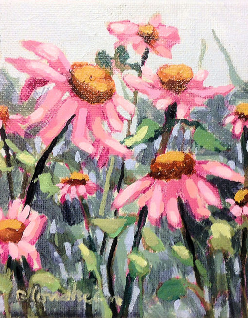 coneflowers_6x6_linda_blondheim_art-510x652